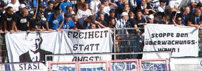 Stasi 2.0 - Freiheit statt Angst