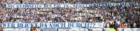 Die Kehrseite des Pay-TV: Spieltagszerstückelung!