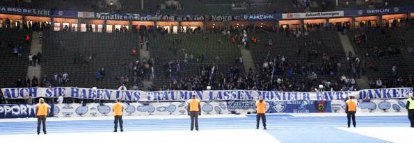 Saison 2009/10: Auch Sie haben uns träumen lassen Monsieur Favre, Danke!