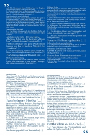 Bildband 15 Jahre Harlekins Berlin´98 - Rückseite