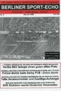 Berliner Sport Echo - Nr. 9