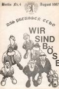 Preussen Echo - Nr. 4