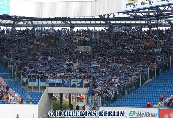 Hertha Bsc Hansa Rostock