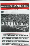 Berliner Sport Echo - Nr. 14
