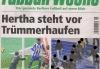 15.03.2010 - Fußball Woche