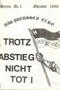 Preussen Echo - Nr. 1