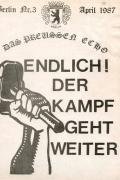 Preussen Echo - Nr. 3