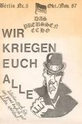 Preussen Echo - Nr. 5